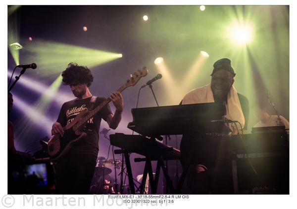 FujiFilm X-e1 Concert Photo