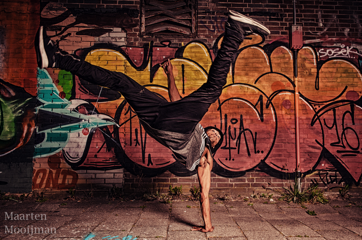 bboying amsterdam